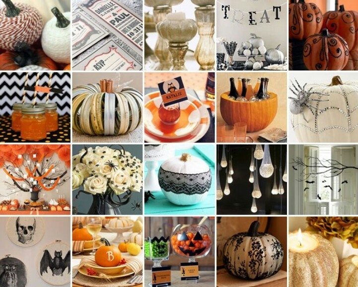 October  Decor Ideas Pinterest - October Decorations