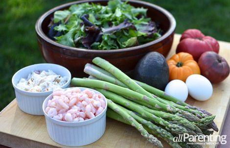 Crab and shrimp salad, Louie style | Food + Wine | Pinterest