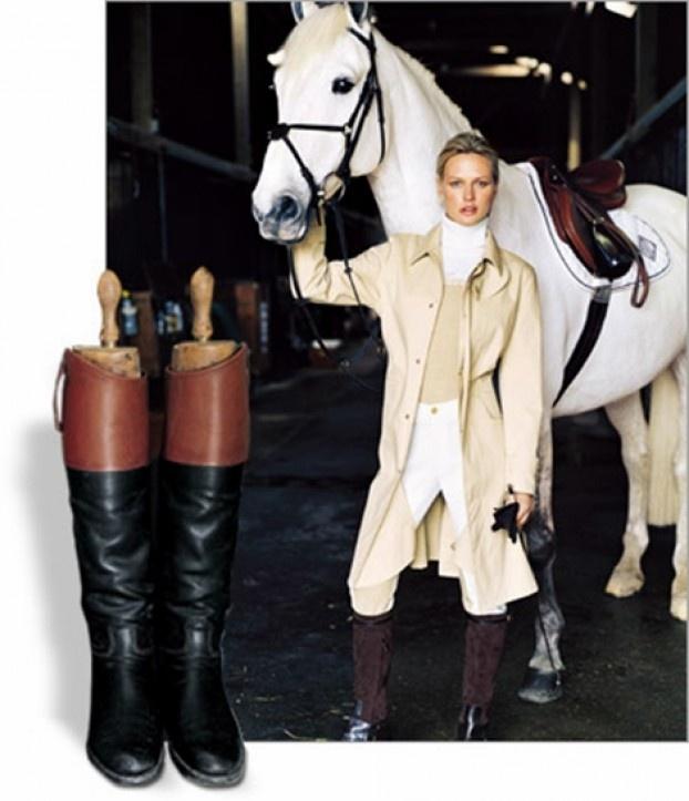 Ralph Lauren Equestrian Style Pinterest