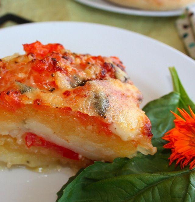 Paleo / Primal Spaghetti Squash Gratin | Paleo / Primal Foods For a h ...