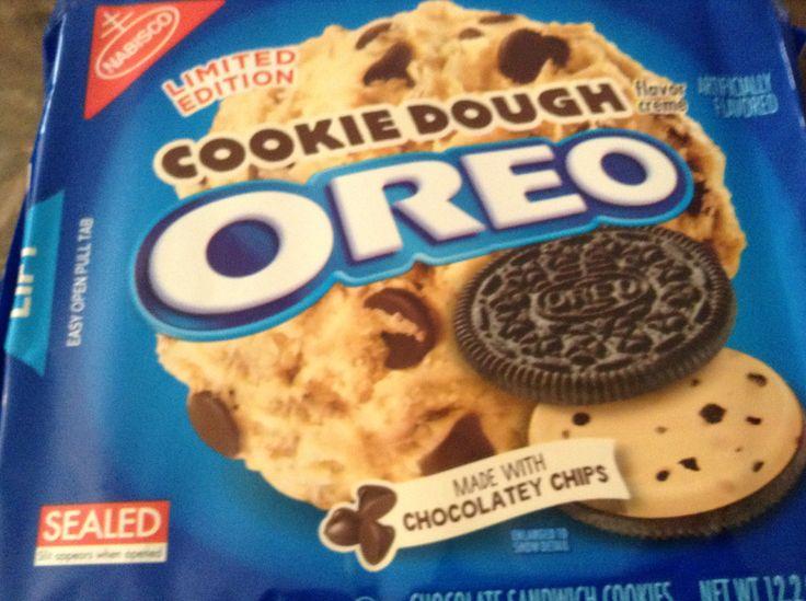 Cookie Dough Oreos    Cookie Dough Oreos
