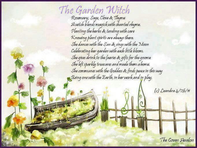 Garden Witch The Craft Pinterest