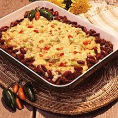 Beef and Potato Nacho Casserole | Recipes | Pinterest