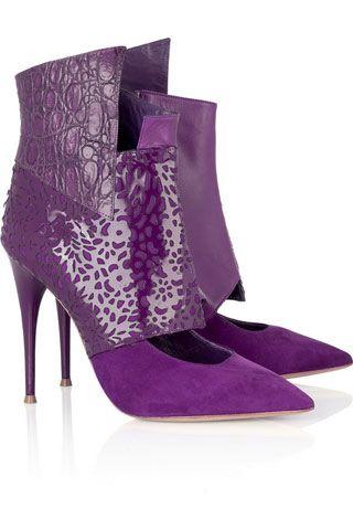 Женская обувь зима 2008 2009 jolie pinterest