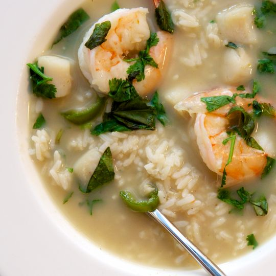 The Best Thing I Cooked Last Week: Thai Coconut Seafood Soup