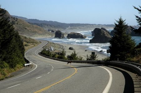 I want to travel the entire length of Hwy 101 / Oregon Coast Hwy.