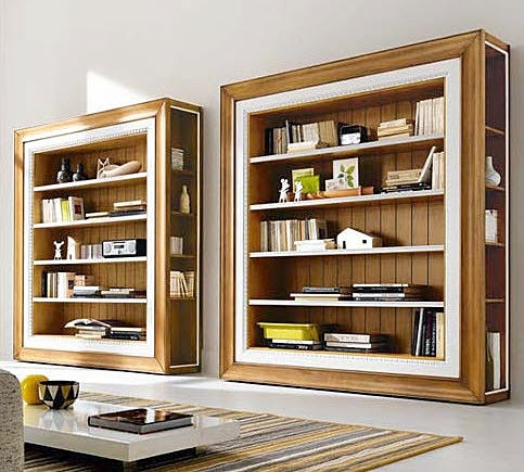 bookcase | Personal Library | Pinterest