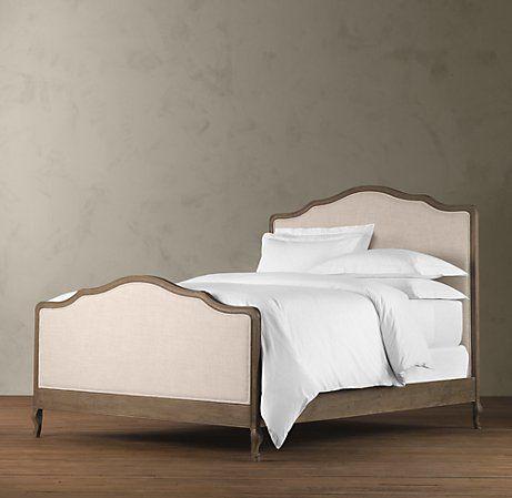 Restoration Hardware Lorraine Bed Bedroom