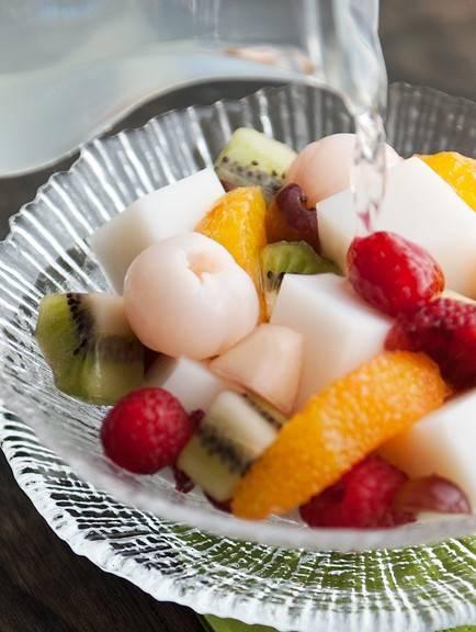 almond jello | recipes to follow... | Pinterest