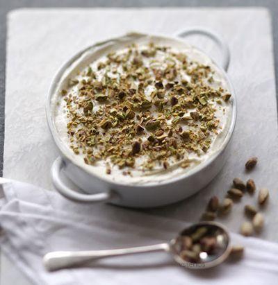 Ekmek-with-cream-cheese-and-mascarpone | Sweet | Pinterest