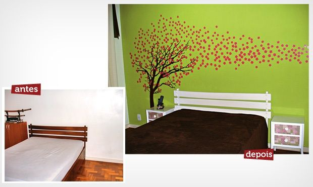 Wall Decor Contact Paper : Diy wall sticker with contact paper decor