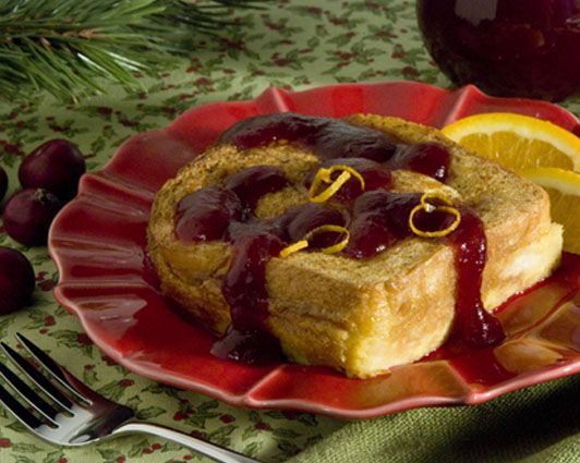 Baked Egg Nog French Toast: Make this recipe on Christmas Eve and ...