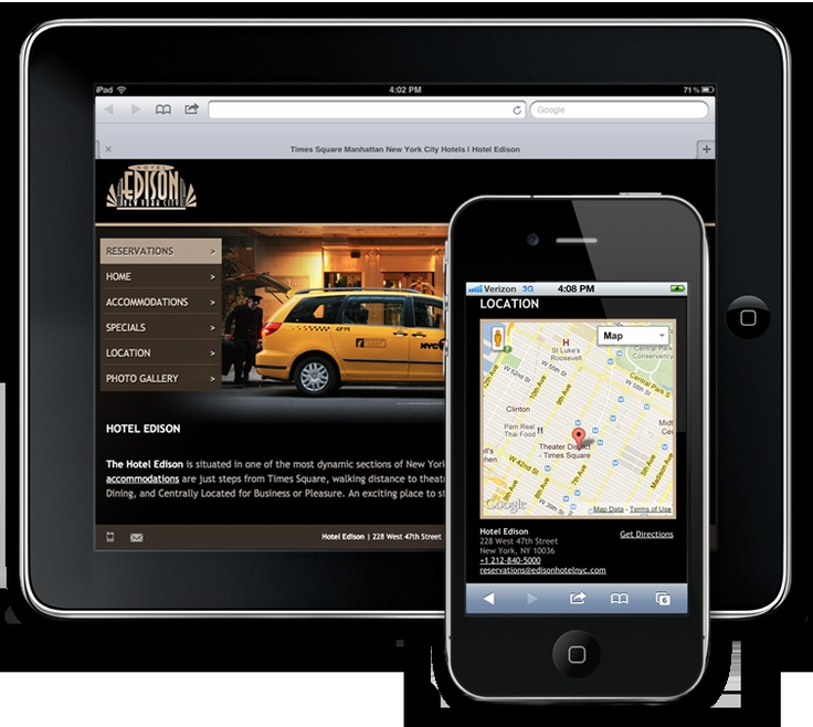 #OpenFlex - custom mobile solutions that format to any mobile device