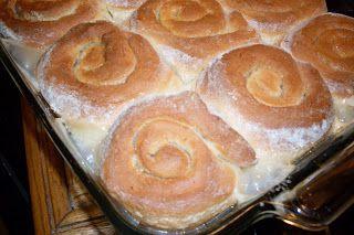 Vanilla Sweet Rolls   Sweet Breads   Pinterest