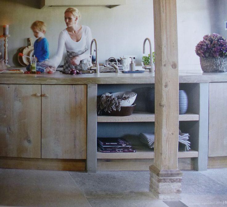 Stoere Robuuste Keuken : Stoere, robuuste, sobere keuken kitchen/ keuken Pinterest
