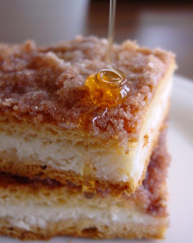"Sopapilla ""Cheesecake""   dessert   Pinterest"