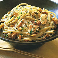 Linguine With Crab, Lemon, Chile, And Mint Recipes — Dishmaps