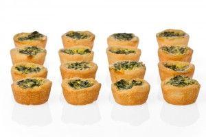 The Chew: Ricotta Mozzarella Spinach Bites Recipe - Frozen Appetizer