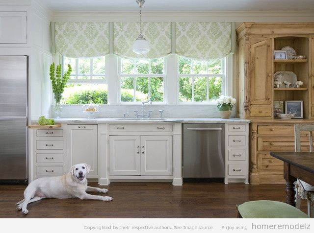 For dining roomkitchen windows valance Home decorating  : ee1afc053948f6890a31db53dcccf168 from pinterest.com size 640 x 476 jpeg 53kB
