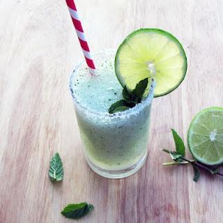 Blended Margarita Mojito   I'm Thirsty!   Pinterest