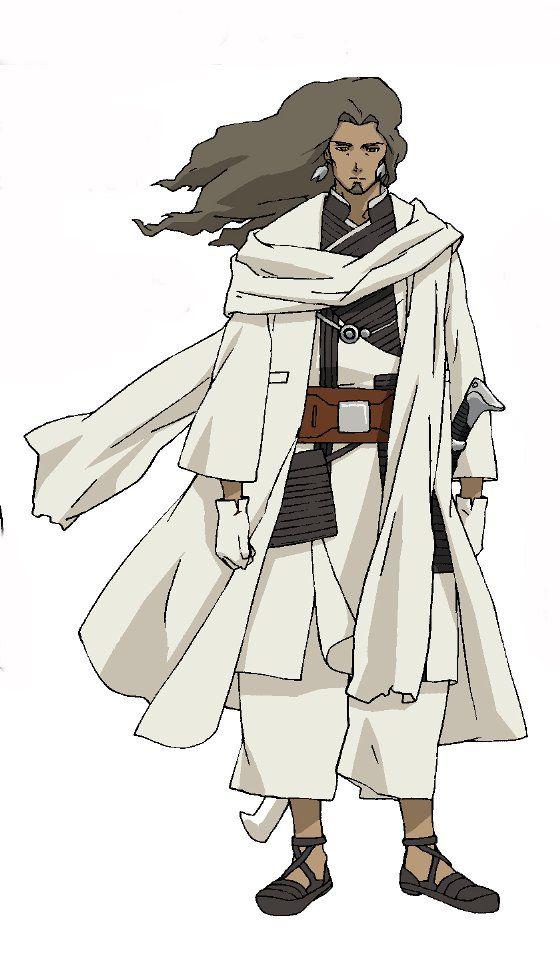 Samurai 7 Anime Characters : Kambei samurai anime manga pinterest