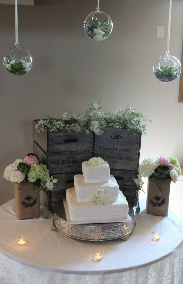 Magasin Cake Design Lausanne : Cake table design by La Boutique Nostalgie. Cake by the ...