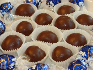 Bitter Sweet Chocolate Truffles | Favorite Recipes | Pinterest
