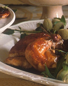 Poussin, which are very small young chickens, can be purchased from ...