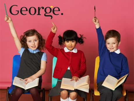 Amazing Schoolwear Offer at George