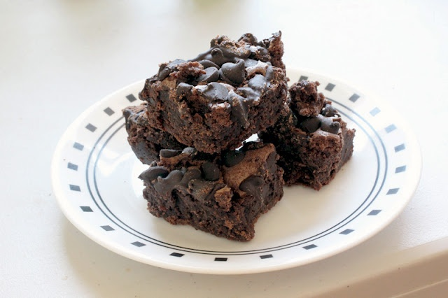 Suzanne's Best Brownies Recipe — Dishmaps
