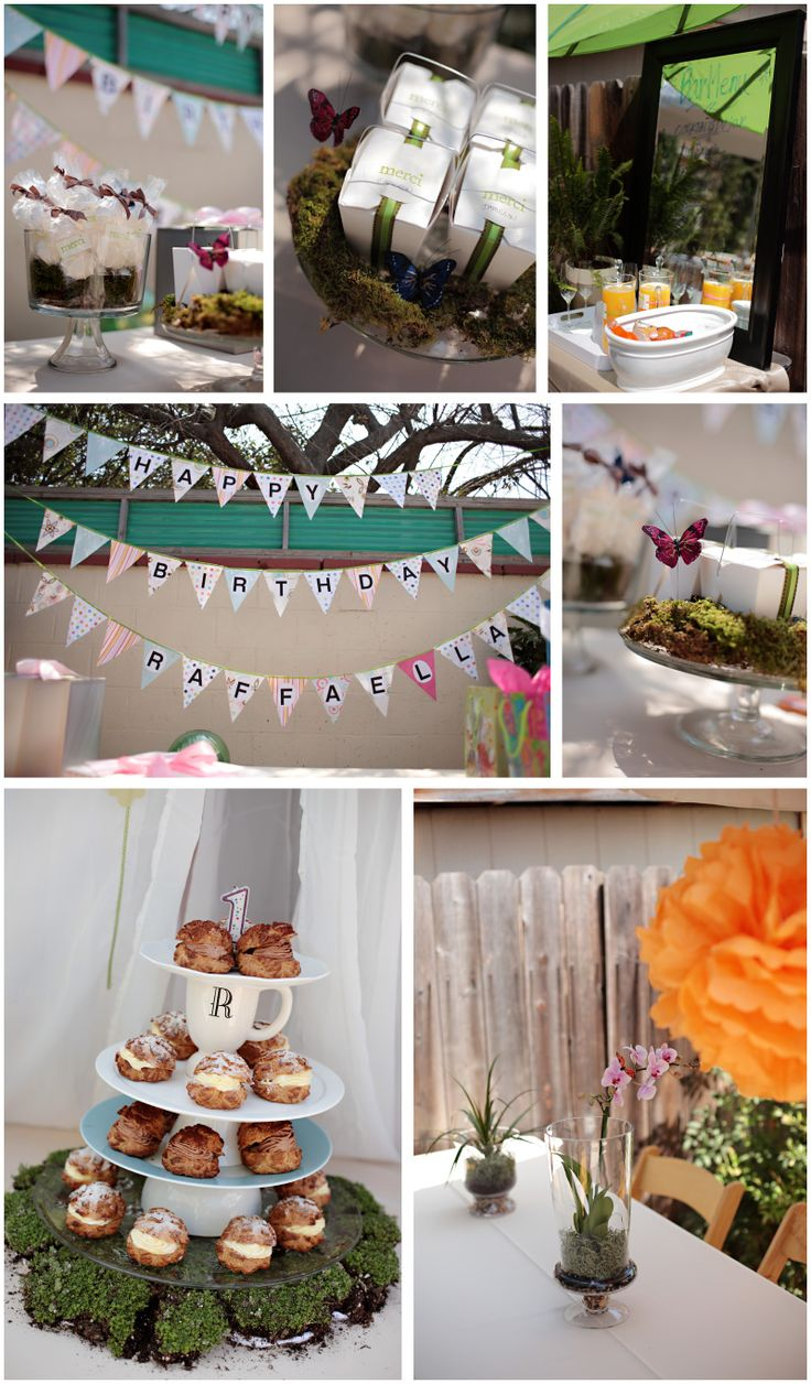 Backyard Pumpkin Patch Party : Adorable backyard birthday party  Ansleys 1st Pumpkin Patch  Pinte