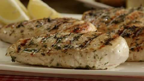 Jenny's Grilled Chicken Breasts | Chicken or Beef? | Pinterest