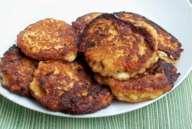 Apple Cinnamon Latkas (Latkes) | Recipe