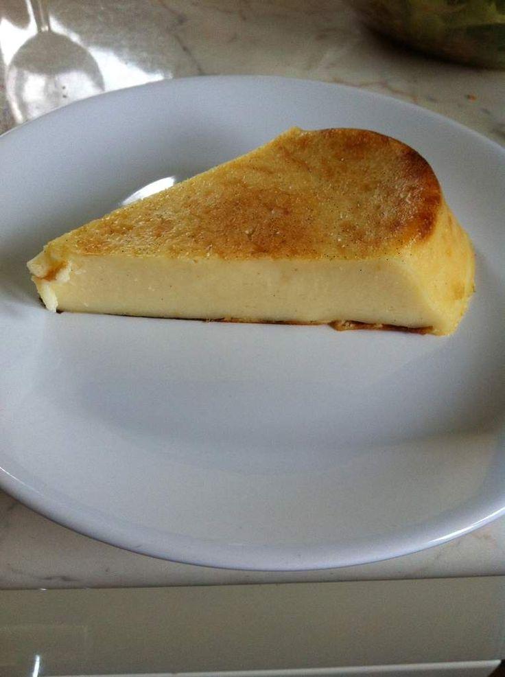 flan patissier sans pate thermomix cuisine