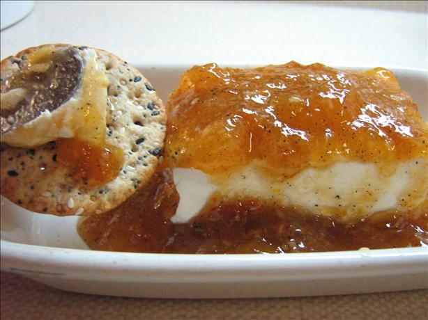 Dick's Dip: apricot & peach preserves with horseradish and cream ...