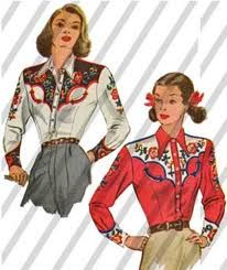 The western look of the 40 s the 1940 s pinterest