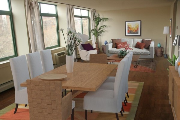 combo living dining room for the home pinterest