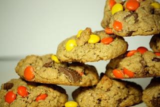 triple-peanut-butter-cookies | peanut butter | Pinterest