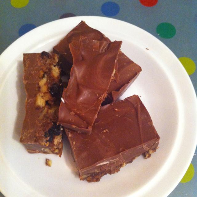 Chocolate Tiffin   Beloved Cakes   Pinterest
