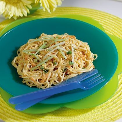 Peanut Butter Noodles | Recipes Tried and True | Pinterest