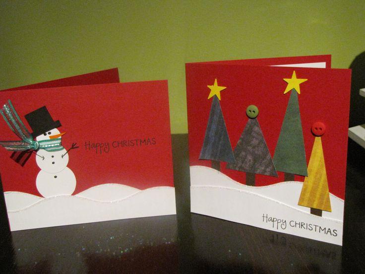 Christmas cards scrapbook com cm layouts cards to scraplift pi