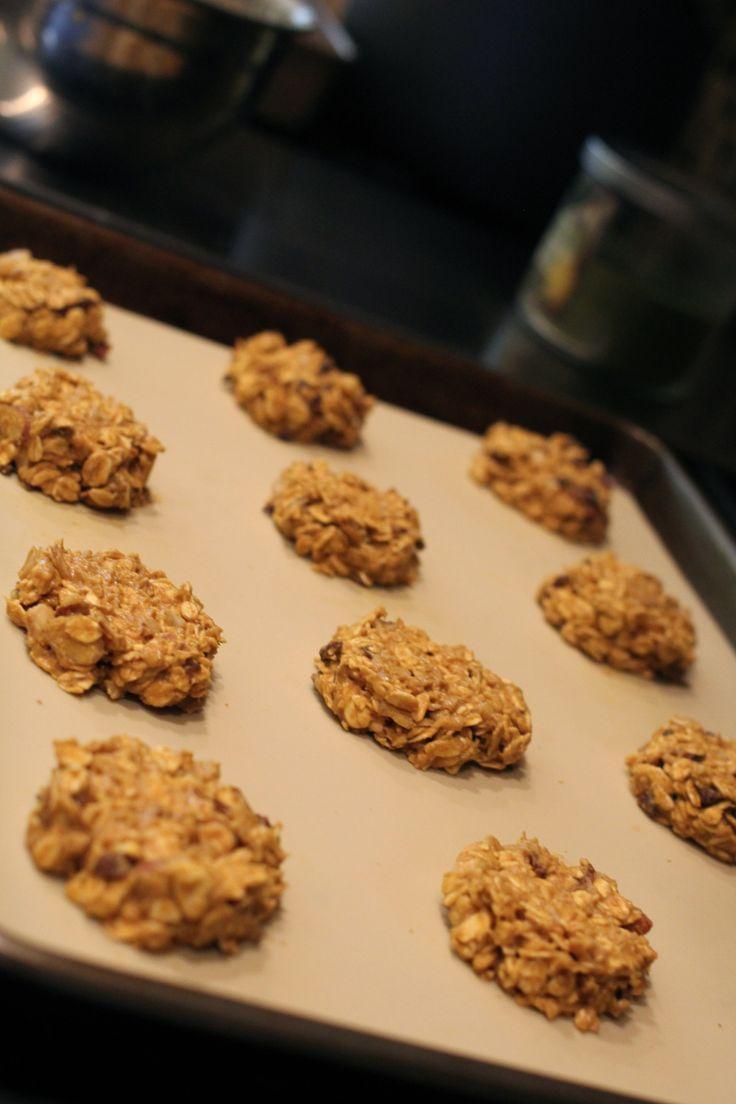 Pumpkin Protein Cookies Recipe — Dishmaps