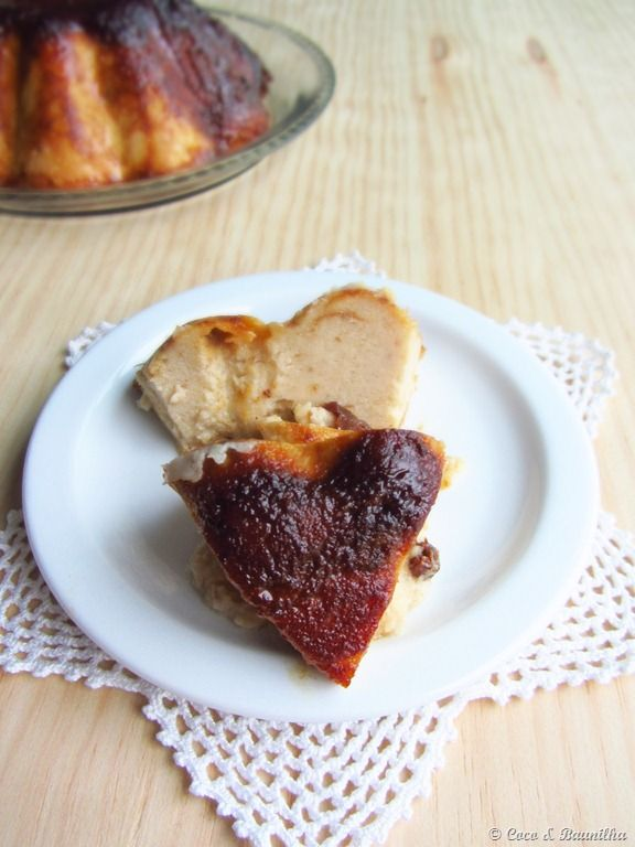 Coconut and Vanilla: Vanilla and Rum Bread Pudding Bread pudding with ...