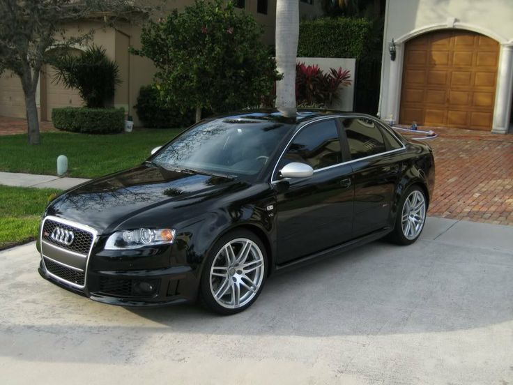 Cool Pictures Of Cars >> 2008 Audi RS4 | Audi | Pinterest