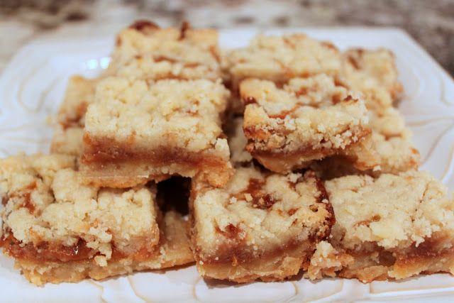 Salted caramel butter bars | Little Debbie? Or big Deborah? | Pintere ...
