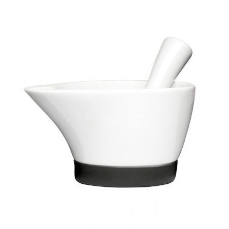 Sagaform Moździerz Ceramiczny z Tłuczkiem