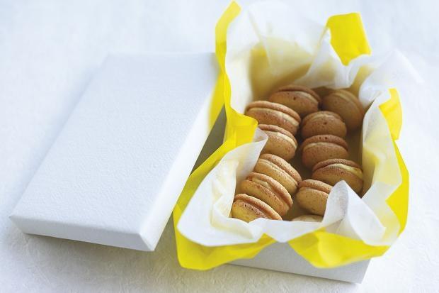 Lemon Verbena Macarons Recipes — Dishmaps