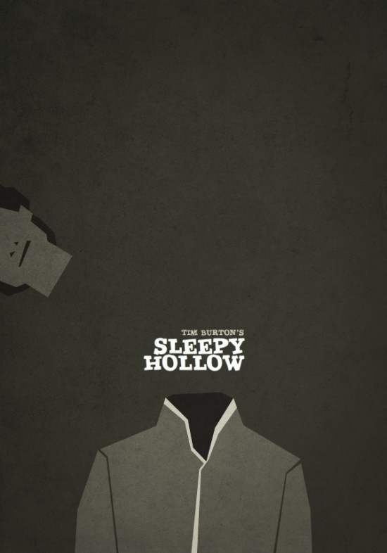 original Sleepy Hollow poster