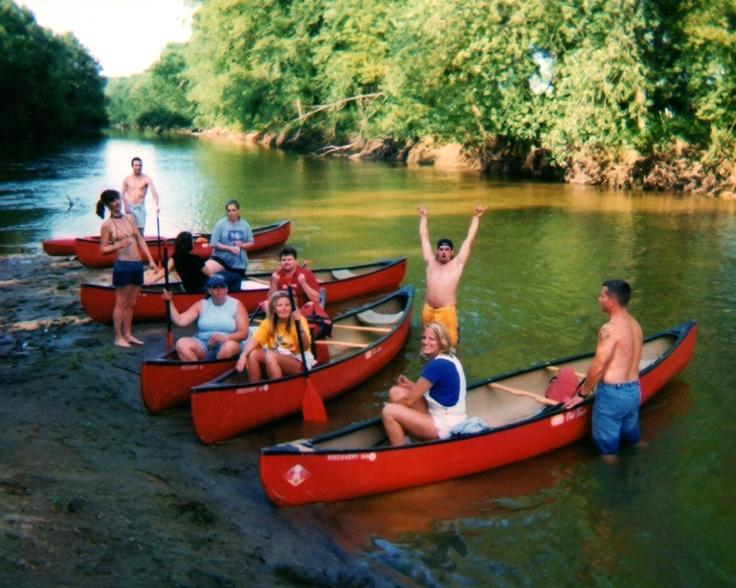 canoe livery bolivar ohio
