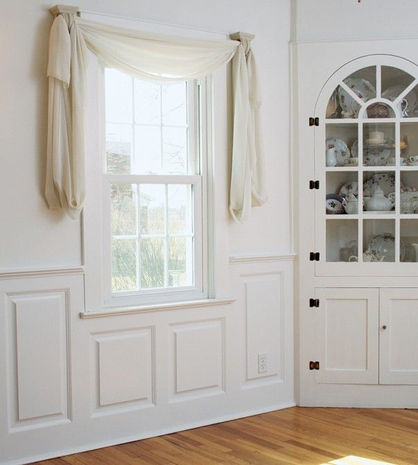 Bathroom window scarf idea decisions pinterest